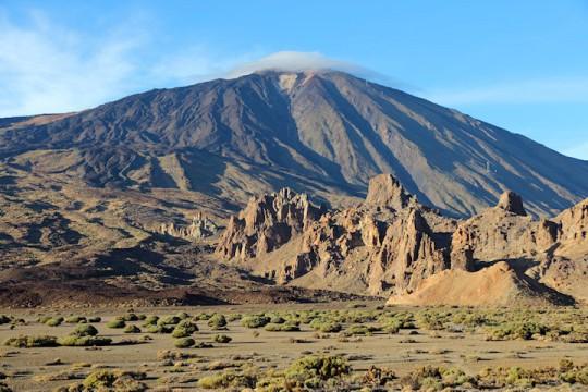 Teneryfa - Pico del Teide